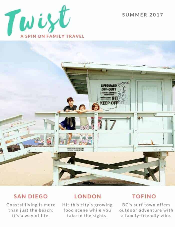 Twist Magazine Summer Edition | San Diego Hidden Gems | Traveling San Diego | www.madewithhappy.com