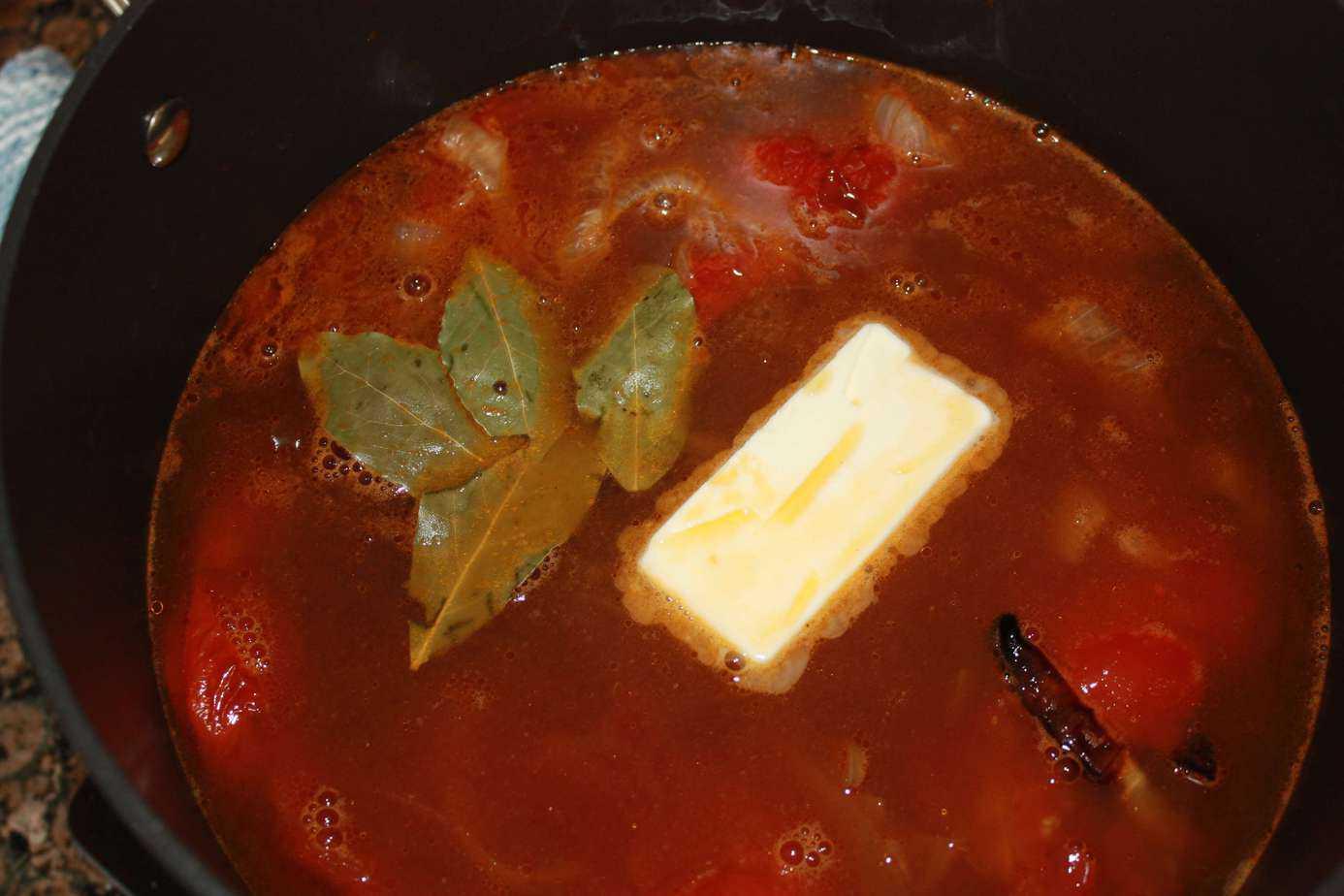 basil love  part 2 - nc tomato soup