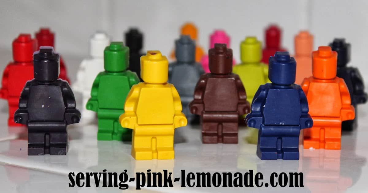 Lego Crazyons