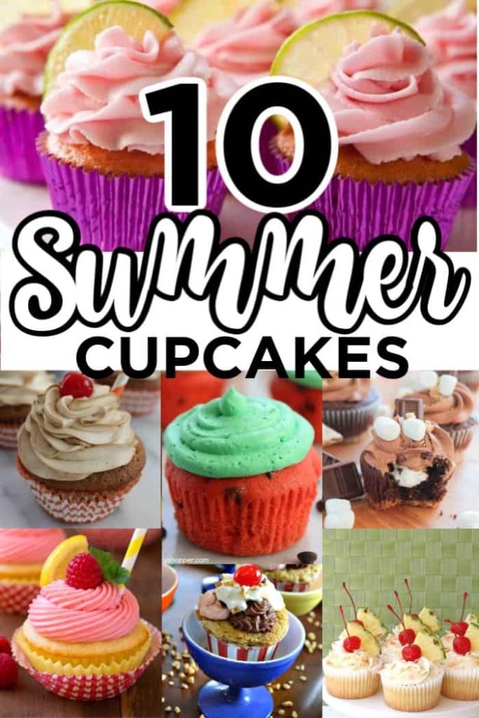 Best Summer Cupcakes