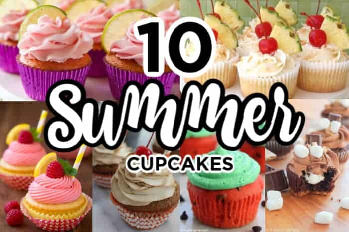 Cupcakes of Summer