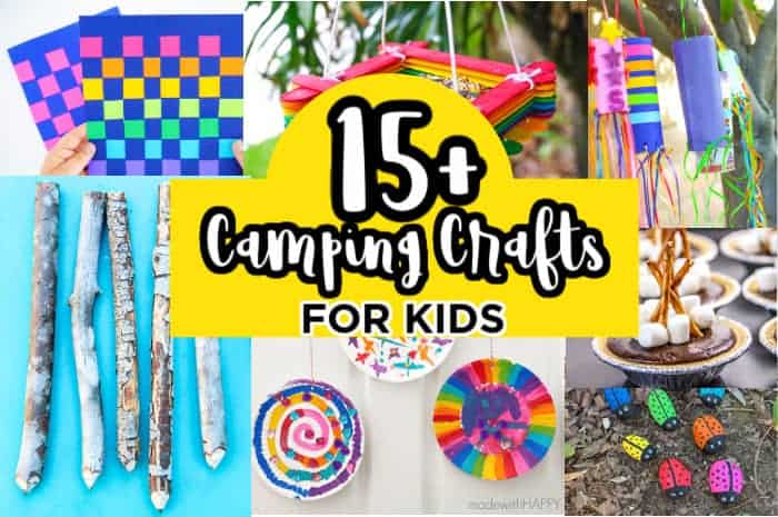 Camping Crafts