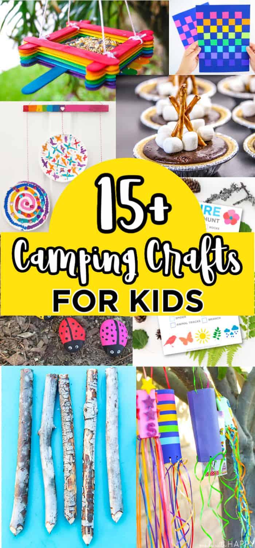 15 Camping Craft