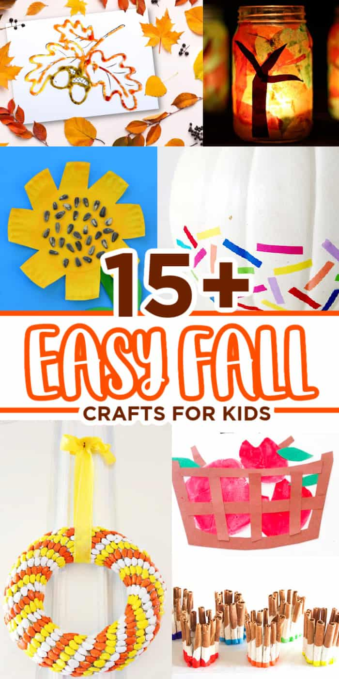 best fall crafts for preschoolers