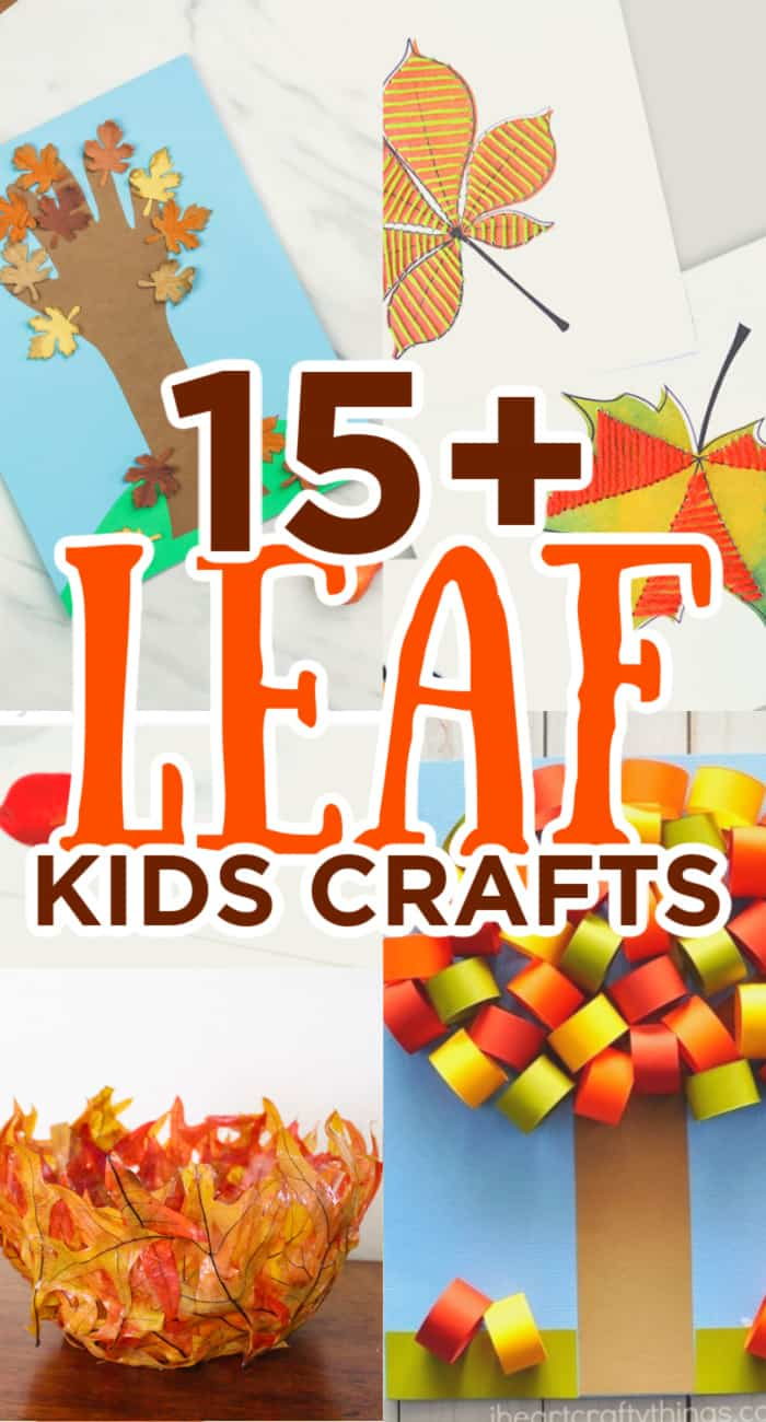 Kids fall crafts