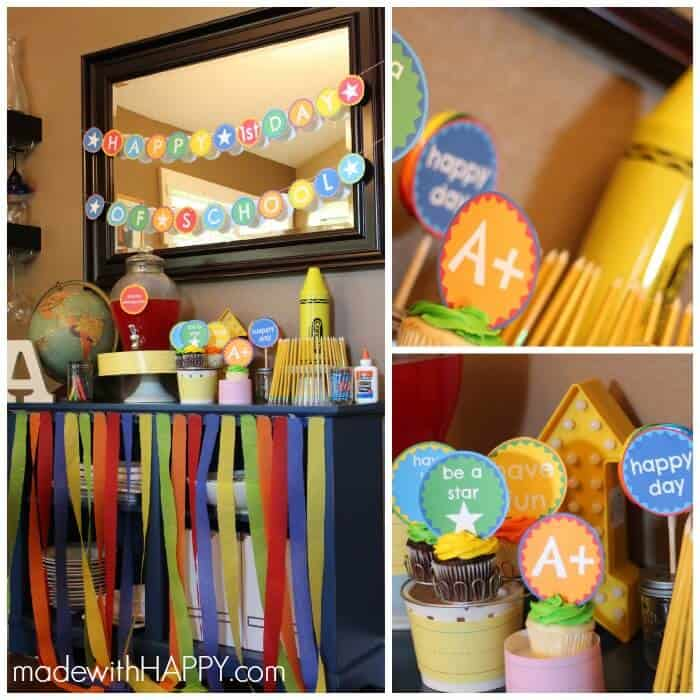 1st-day-of-school-party-decorations