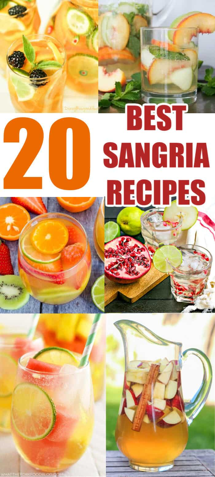 Red Sangria Recipes