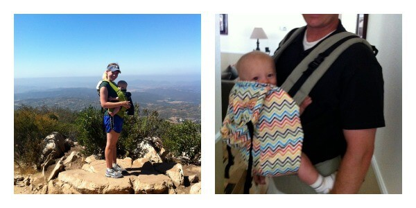 Babywearing 101: Soft Structured Carriers