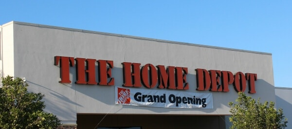 Home Depot Grand Opening And Dih Made With Happy
