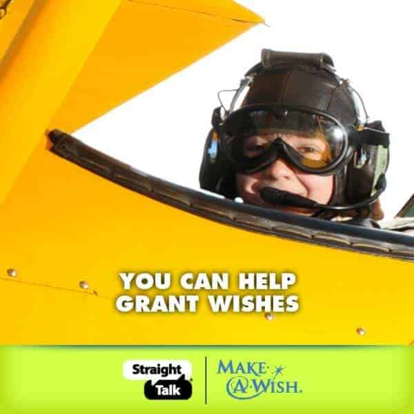 You Can Help Grant Wishes