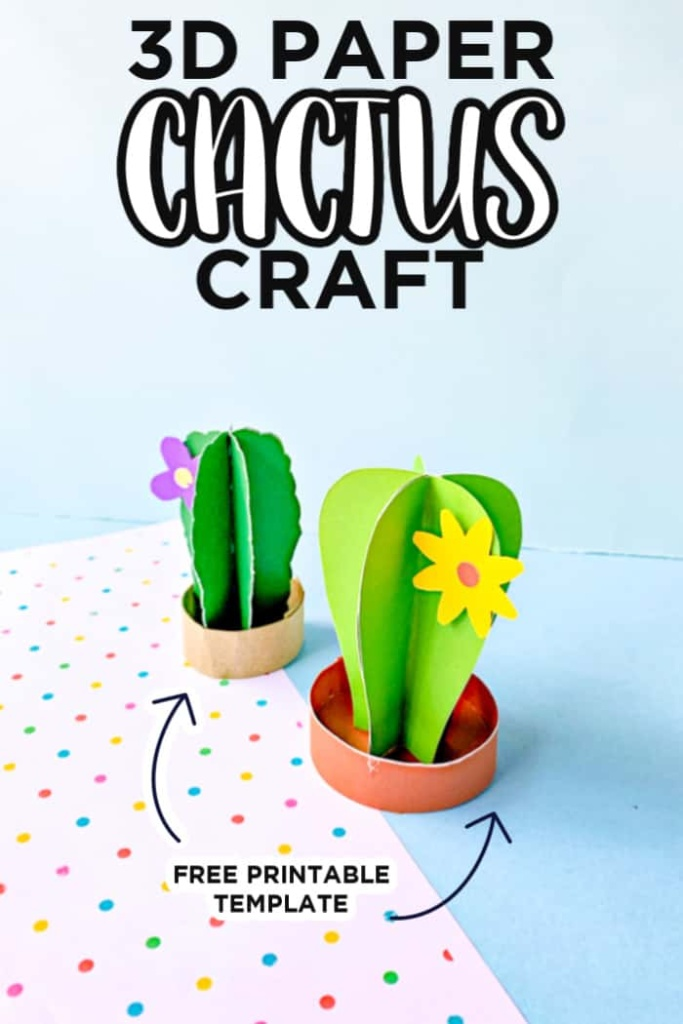 Plant Crafts For Preschoolers