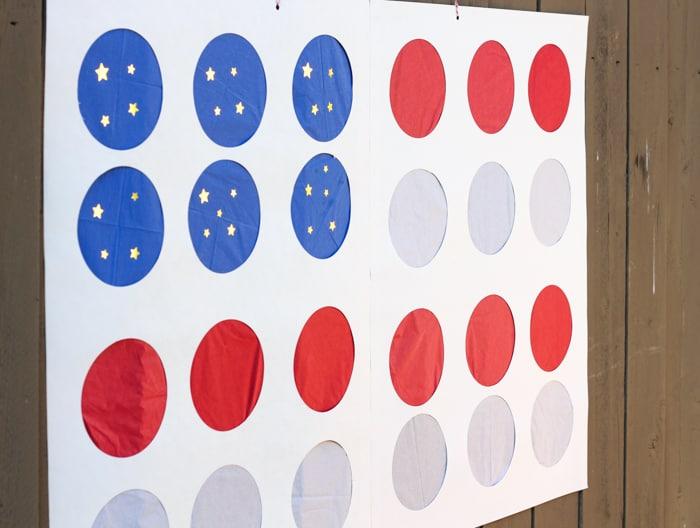 patriotic pinata