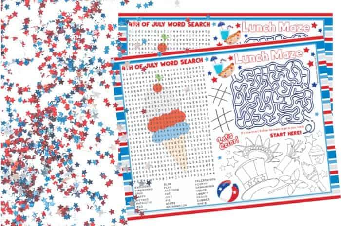 Free Fourth of July Kids Fun