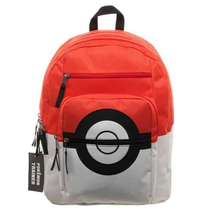 Pokemon Pokeball Backpack | Pokeball Backpack | Pokemon Go Must Have | Items for your kids and their Pokemon Go | How to play Pokemon Go with your kids | All you need for Pokemon Go | www.madewithhappy.com