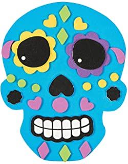 Foam Sugar Skull
