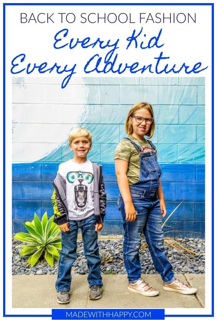 Looking for affordable and trendy back to school fashion, then look no further. We're sharing our HAPPY new favorite back to school fashion brand Abercrombie Kids.