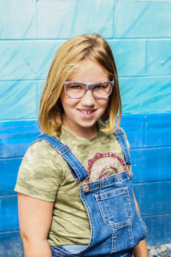 Girls Jean Overalls. Perfect back to school look. Looking for affordable and trendy back to school fashion, then look no further. We're sharing our HAPPY new favorite back to school fashion brand Abercrombie Kids. Back to school clothes for kids.