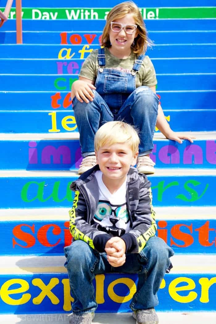 Back to school kids clothes. Looking for affordable and trendy back to school fashion, then look no further. We're sharing our HAPPY new favorite back to school fashion brand Abercrombie Kids. Back to school clothes for kids.