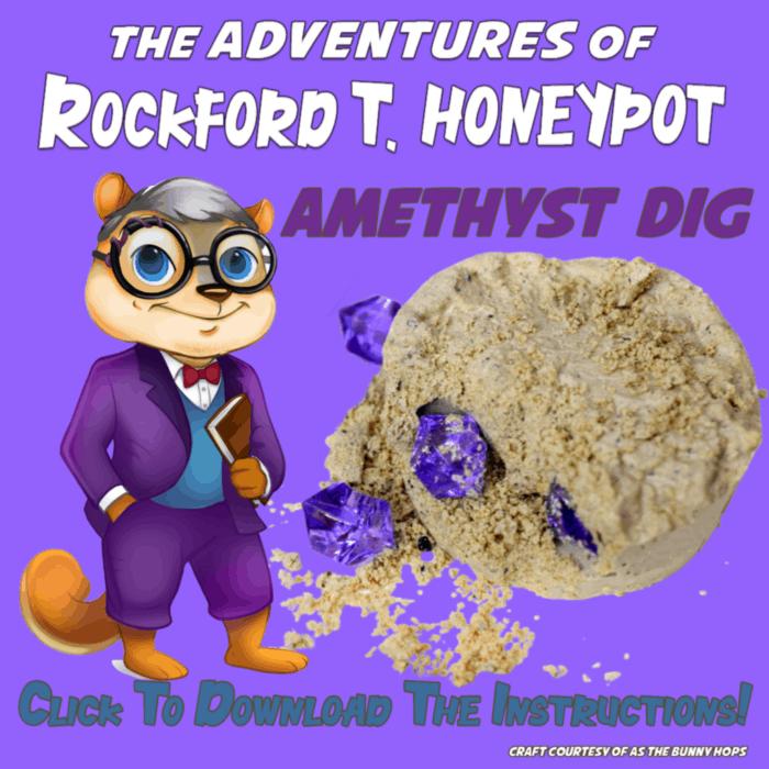 Rockford Amethyst Dig