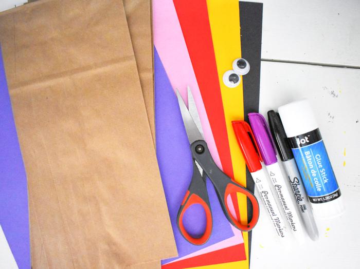 ballerina craft supplies