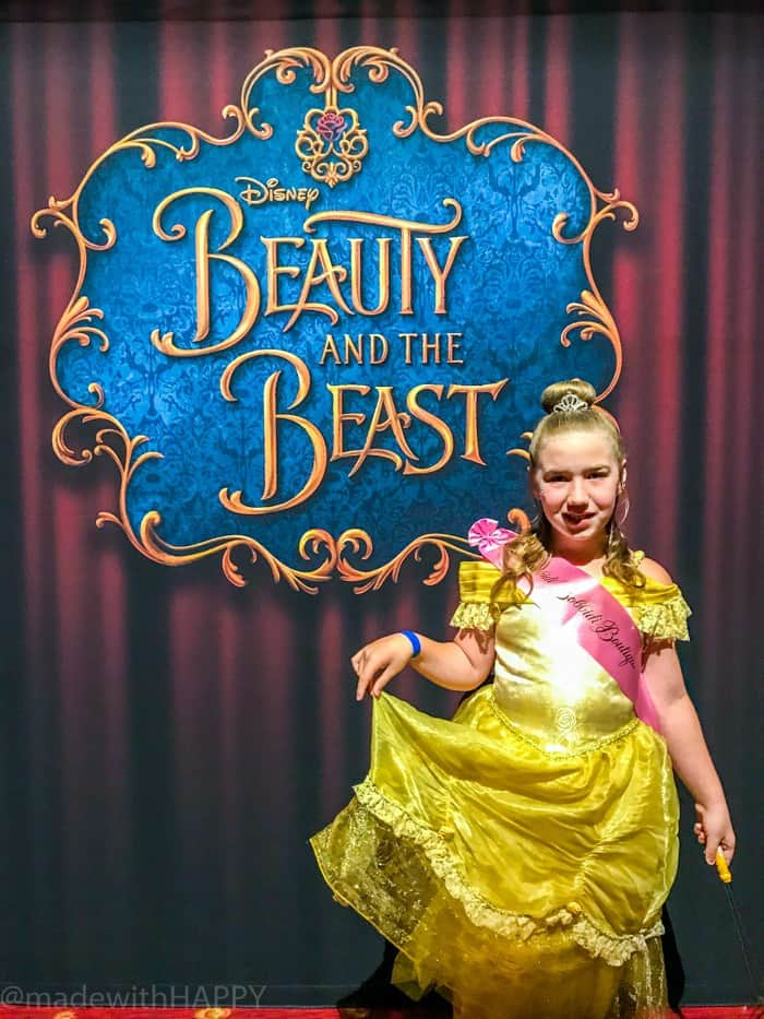 The Beauty and the Beast Show on the Disney Dream. What is really like on a Disney WDW Cruise. Answering questions about Disney Cruise and the Disney Dream. What to expect on a Disney Cruise. The Disney Cruise as a family of four!