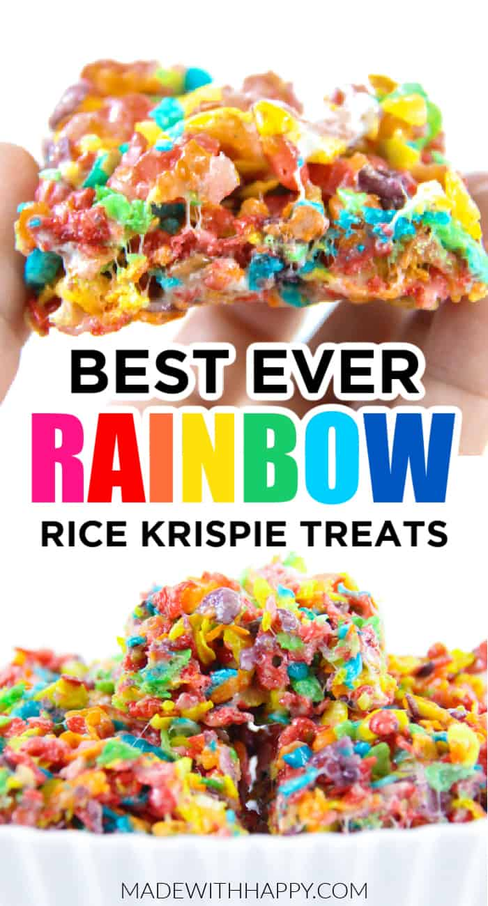 Best Ever Rice Krispie treats