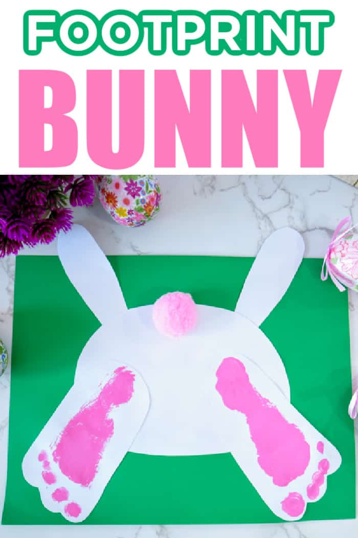 Bunny footprint