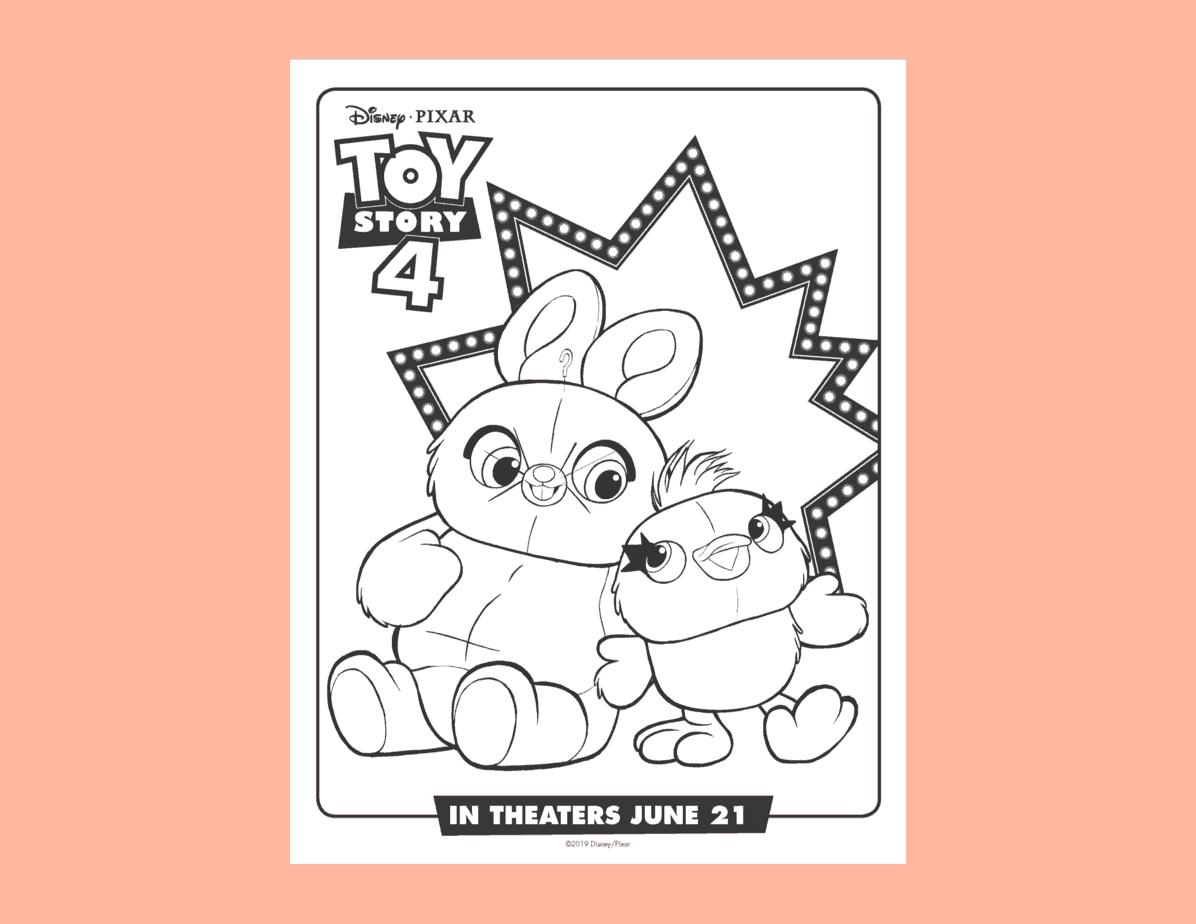 Toy Story 4 Bunny