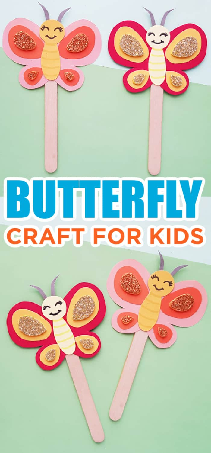 butterfly art and craft