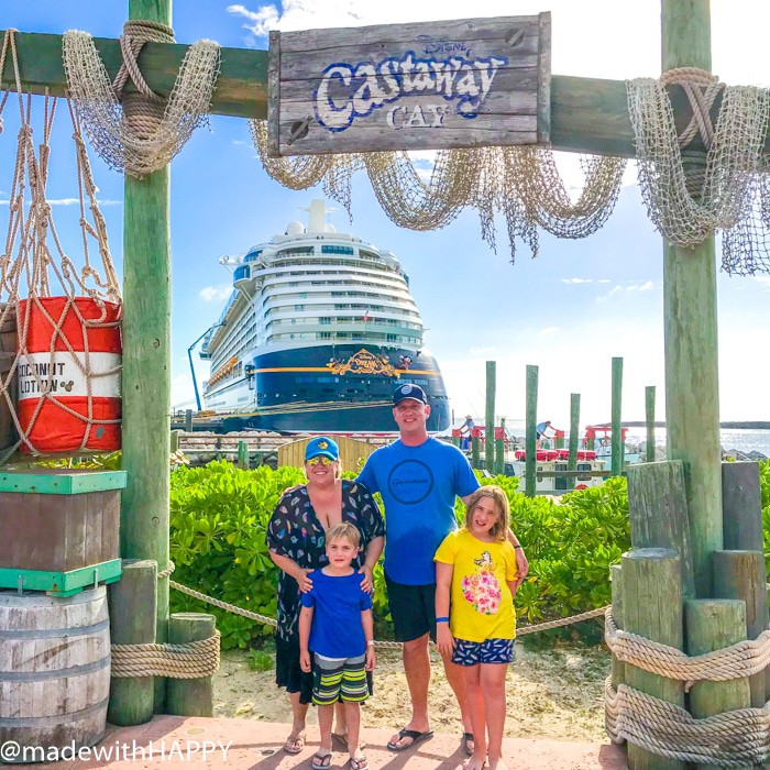 Castaway Cay. Disney's Private Island in the Bahamas. What is really like on a Disney WDW Cruise. Answering questions about Disney Cruise and the Disney Dream. What to expect on a Disney Cruise. The Disney Cruise as a family of four!
