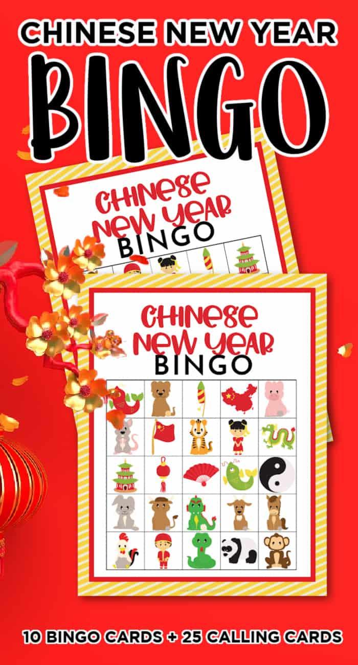 Chinese New Year Bingo