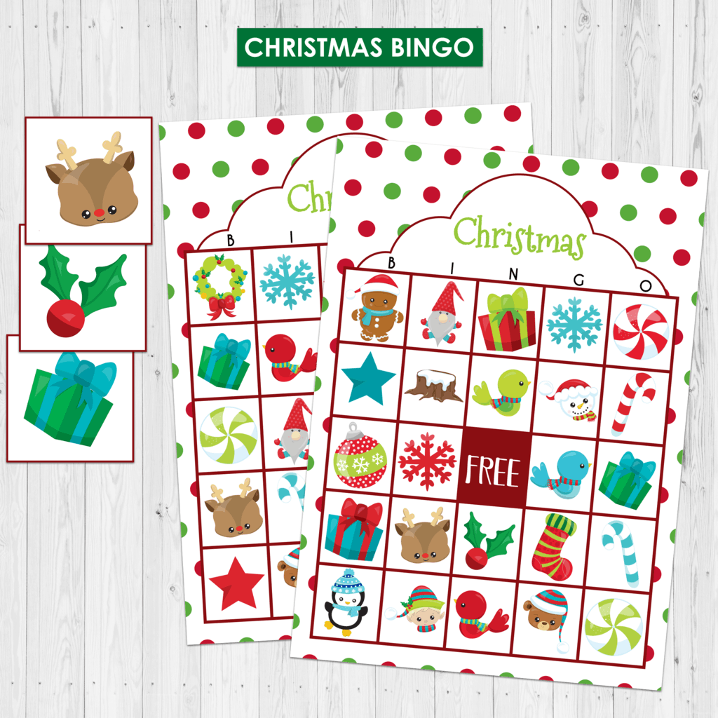 Christmas Bingo Fun