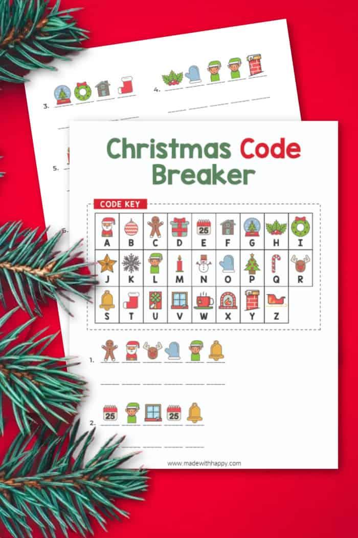 Christmas Code Breaker