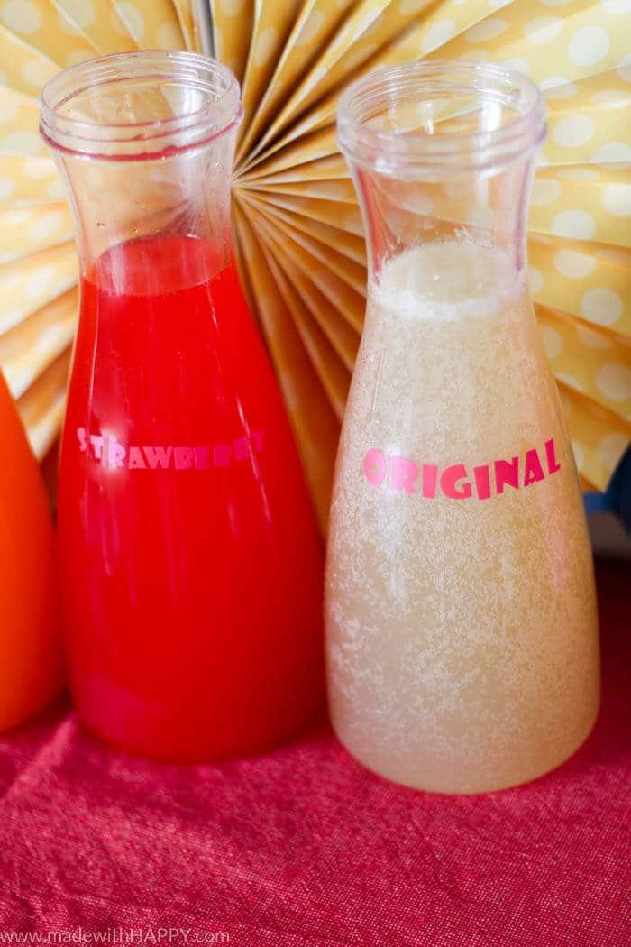 How to throw a Margarita Party for Cinco de Mayo | 3 Ingredient Margaritas | Beer Margarita | Margaritas recipe | Cinco de Mayo party | www.madewithhappy.com