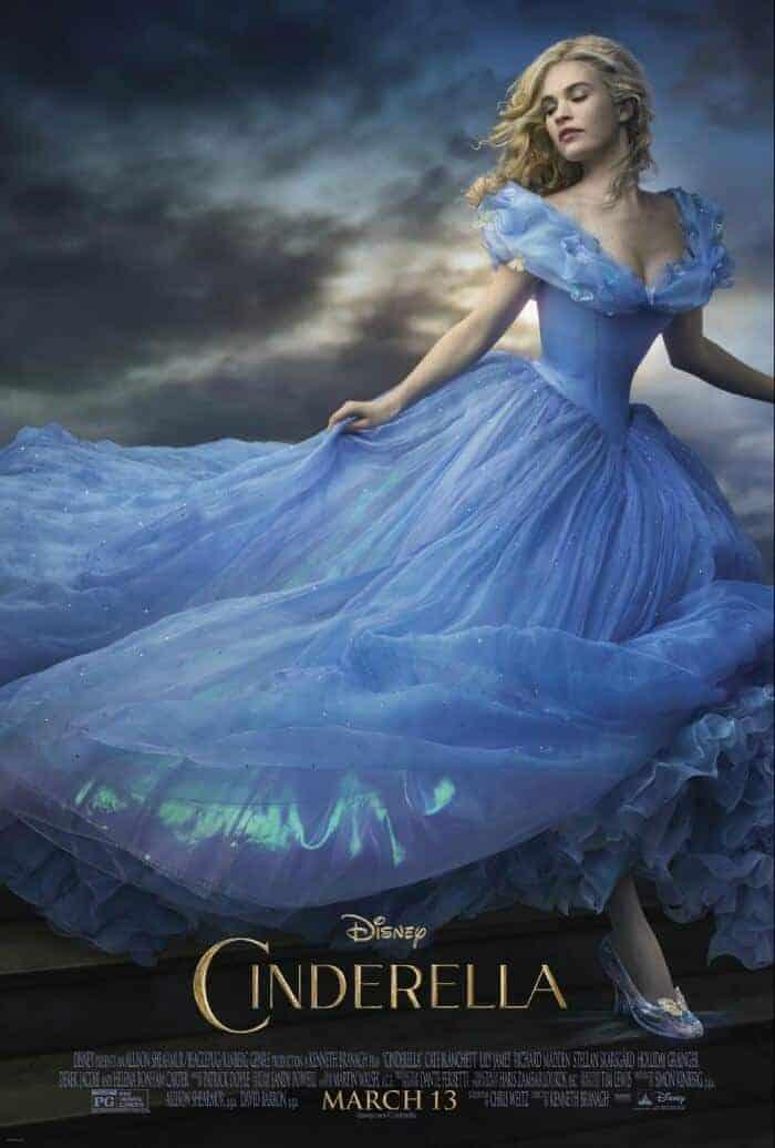 Cinderella-trailer