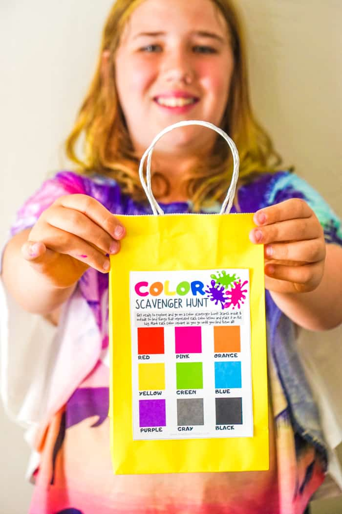 Rainbow Party Games