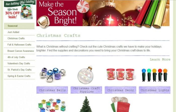Consumer-Crafts-Seasonal