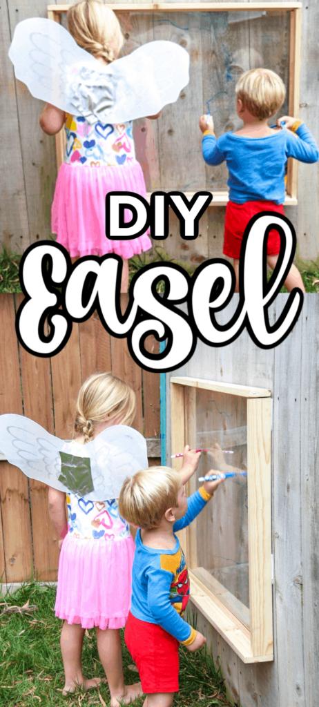 DIY Easel