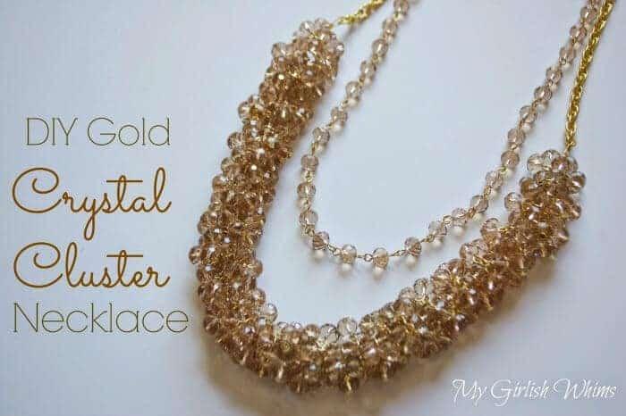 DIY-Gold-Crystal-Cluster-Necklace
