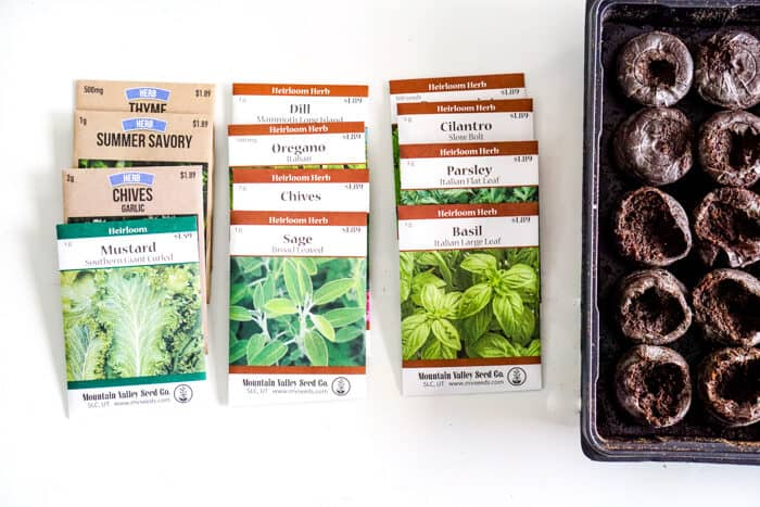 Planting your own herb garden. Colorful DIY Indoor herb garden. Looking for a colorful diy herb garden then look no further than this herb garden kit that we're sprucing up.