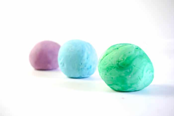 DIY Silly Putty - Two Ingredient Slime - Made with HAPPY