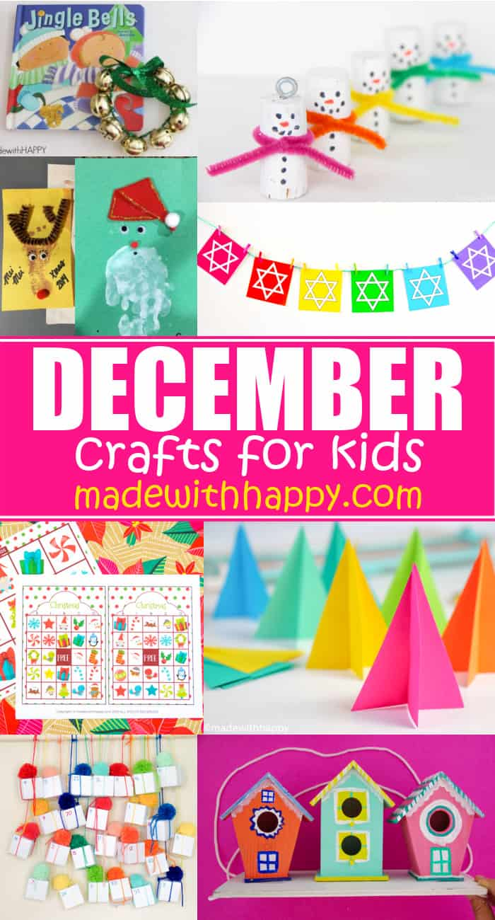 December Crafts