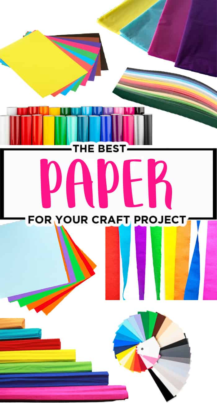 The best paper for your craft projects