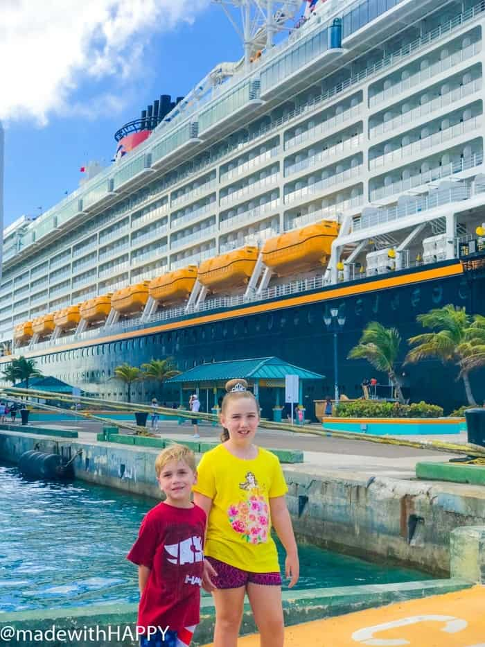 Bahamas Port. What is really like on a Disney WDW Cruise. Answering questions about Disney Cruise and the Disney Dream. What to expect on a Disney Cruise. The Disney Cruise as a family of four!