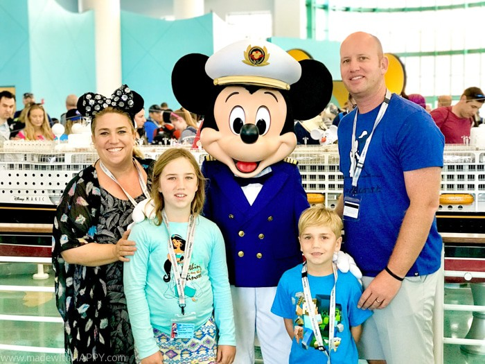 Captain Mickey on a Disney Cruise. What is really like on a Disney WDW Cruise. Answering questions about Disney Cruise and the Disney Dream. What to expect on a Disney Cruise. The Disney Cruise as a family of four!