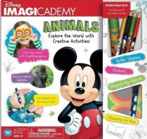 Disney-Imagacadamy-Mickey New Board Games 2015 | Fun New Games of 2015 | Toys 2015 | Star Wars, Disney Imagicademy, The Good Dinosaur and Charlie Browns