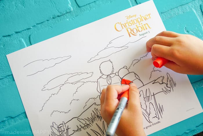 Christopher Robin Coloring Pages and activities. Disney's Christopher Robin Movie Printable and Activity Sheets. Winnie the Pooh Party Decorations. Activity Ideas for Winnie the Pooh fans. Christopher Robin and the 100 acre woods. Pooh party ideas.