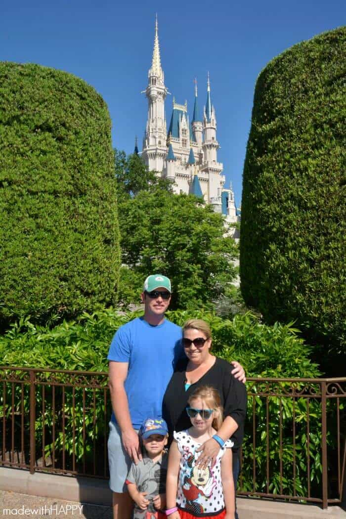 The Magic Kingdom Castle   Made with HAPPY goes to the happiest place on earth!