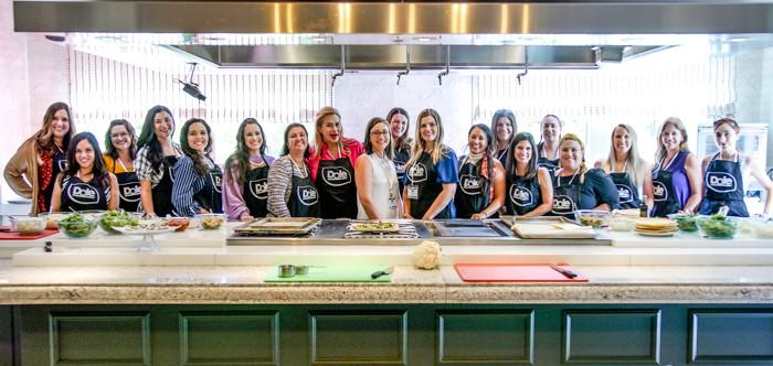 Fun in the Dole Kitchen. Dole Fall Blogger Summit Featuring Disney's Frozen 2. Frozen movie themed food ideas. Dole Recipe Ideas.