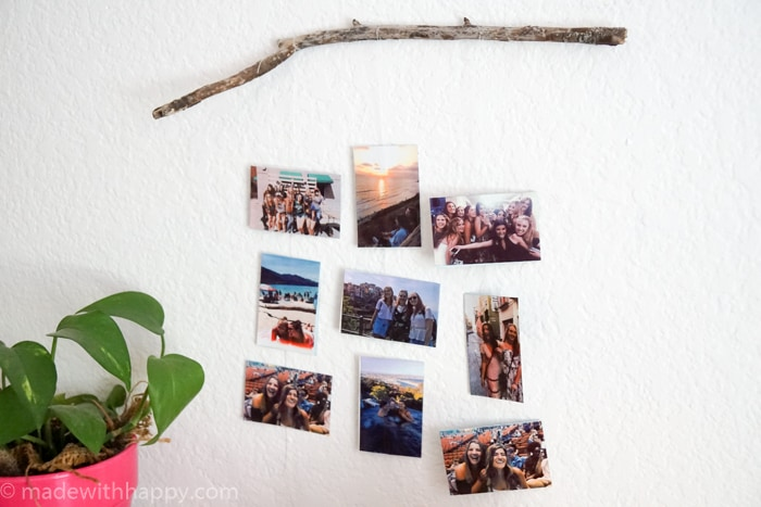 modern picture display